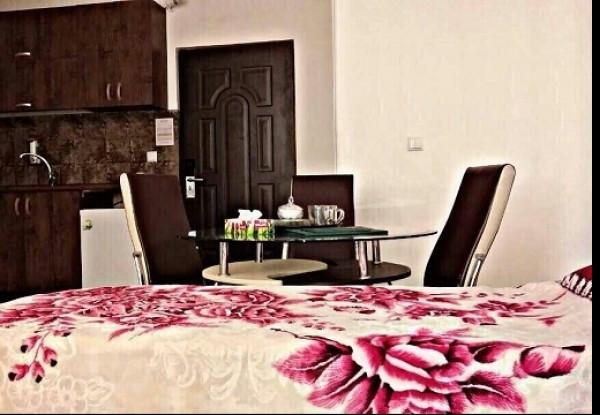 هتل آپارتمان گل پونه