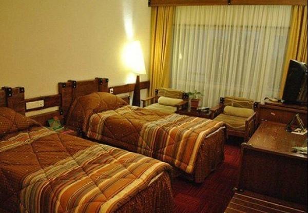 هتل جنگلی سالاردره