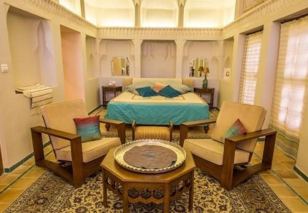 هتل اقامتگاه سنتی خانه عامری ها