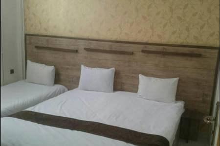 هتل آپارتمان در بقیع